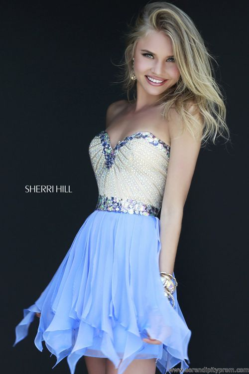 This Sherri Hill 1928 dress is perfect for Prom, Homecoming & other special  events. Order now or call Terry Costa for availability.
