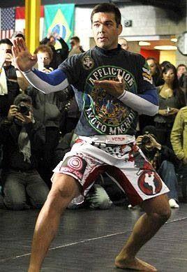 Lyoto Machida. UFC
