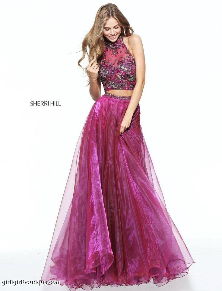 Mejores 175 imágenes de 2017 Sherri Hill Prom en Pinterest ...