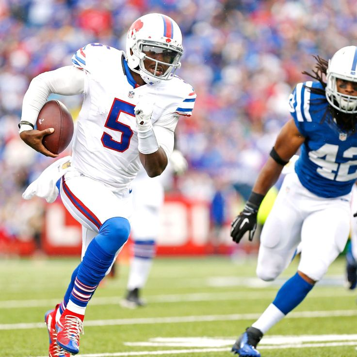 Tyrod Taylor doesn't need to be elite to take the Bills far