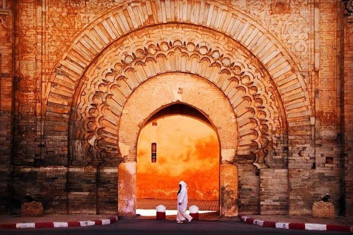 Marvelous #Marrakech  & guide: Zineb Boujrada