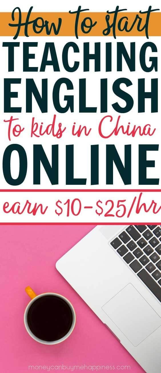 How to Start Teaching English Online and Earn Money from Anywhere