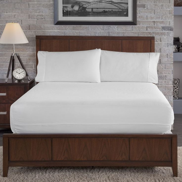 Perry Ellis Six-Sided Mattress Protector