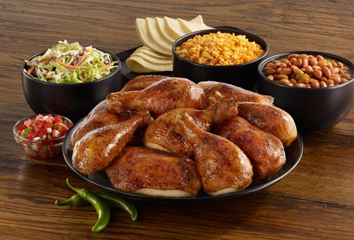 Mexican Chain Restaurant Recipes: El Pollo Loco Pinto Beans