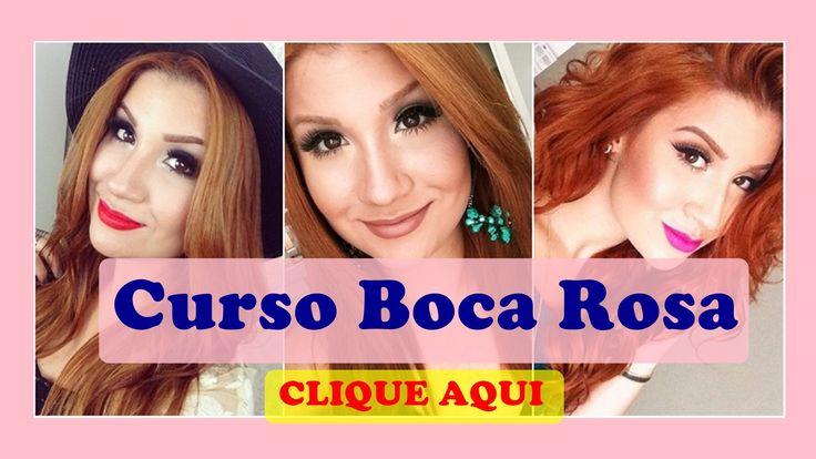Curso Boca Rosa da Bianca Andrade