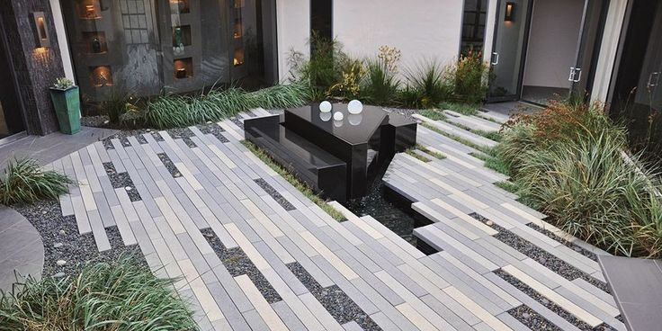 17 Best images about Large Scale Narrow Modular Pavers on ... Stepstone