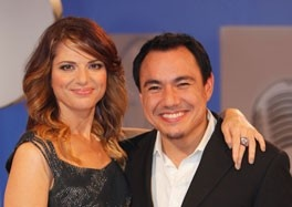 Thank You Julia Zemiro & Sam Pang for making my 2012 #SBSEurovision experience a hilarious one! X