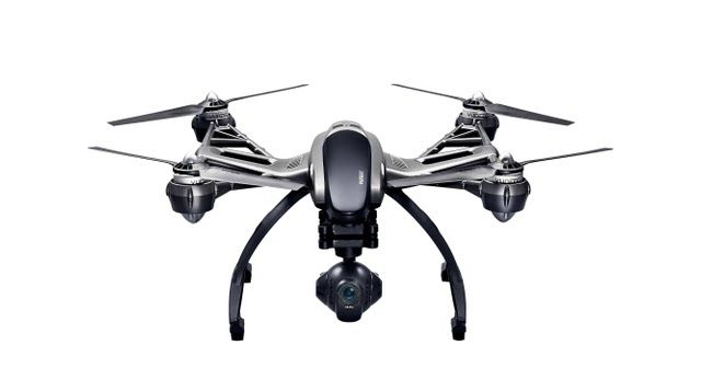 YUNEEC Q500 4K #TyphoonQuadcopter  #Camera + Grip + Case + Extra Battery ~ Chakaz Deals http://lnk.al/e7O