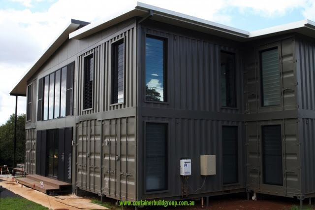 Pin By Shipping Container Homes On