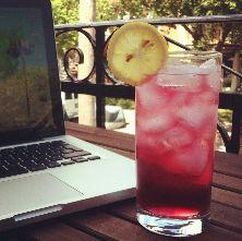 Le Cape Cod: un goût de vacances. #cocktail #vodka
