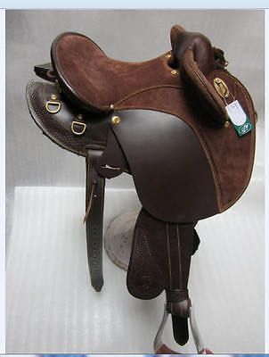 Hp australian stock #saddle - #custom made to fit both you and your #horse,  View more on the LINK: http://www.zeppy.io/product/gb/2/201466601869/