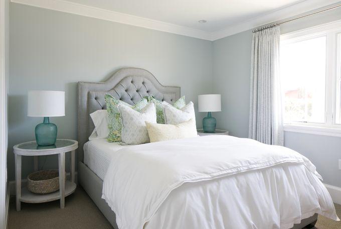 Serene Bedroom Brooke Wagner Design Beautiful Bedrooms