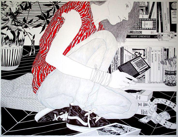 WORKS - Carine Brancowitz