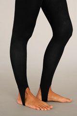 Stirrup pants...haha—don't act like you didn't wear 'em! :D