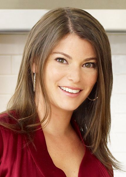 Gail Simmons, judge of Bravo's Emmy-winning show Top Chef, Special Projects Director at Food