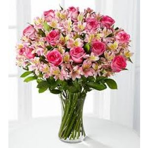 Romantic Pink Bouquet - I love it