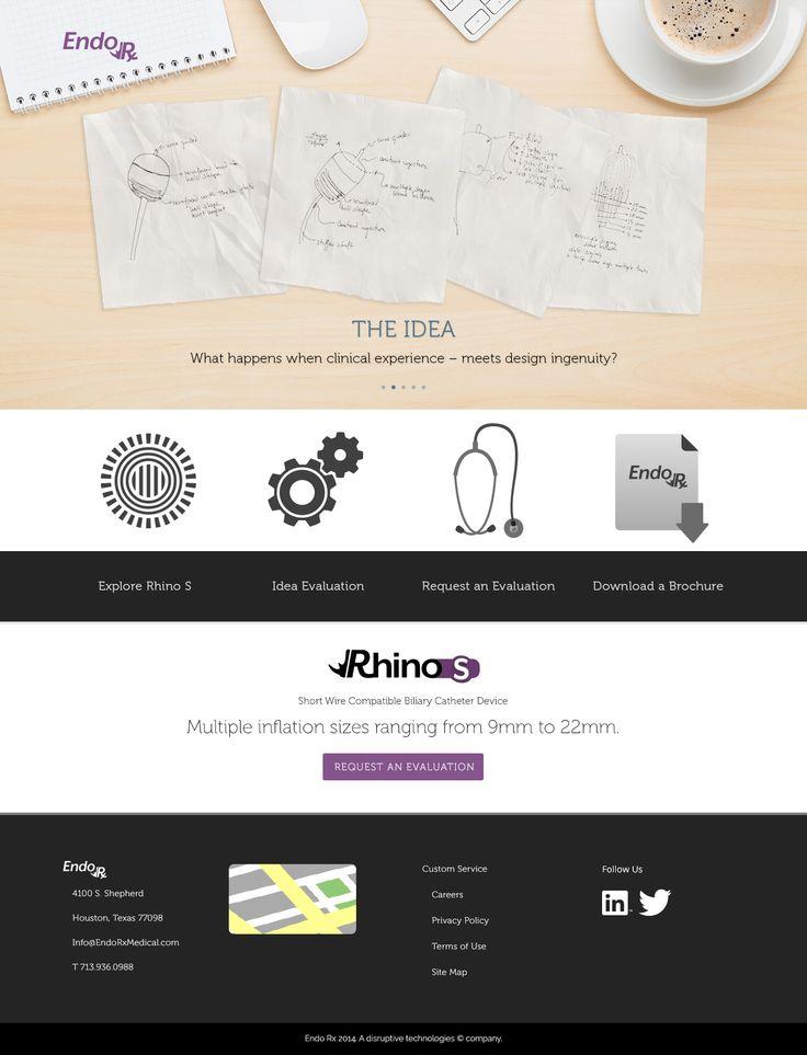 Web design concept.
