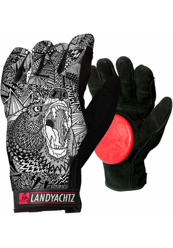 Landyachtz Spirit-Freeride-Slide-Gloves - titus-shop.com  #HandProtection #Skateboard #titus #titusskateshop