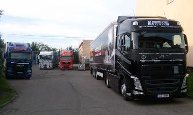 R. Klapal-Transport s.r.o. – Sbírky – Google+