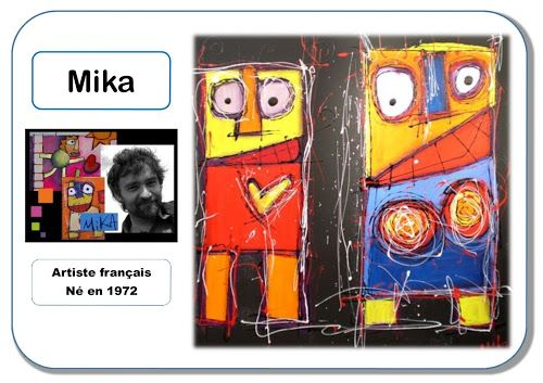 Mika (Ma petite maternelle)