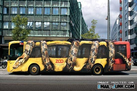 Best bus paint job