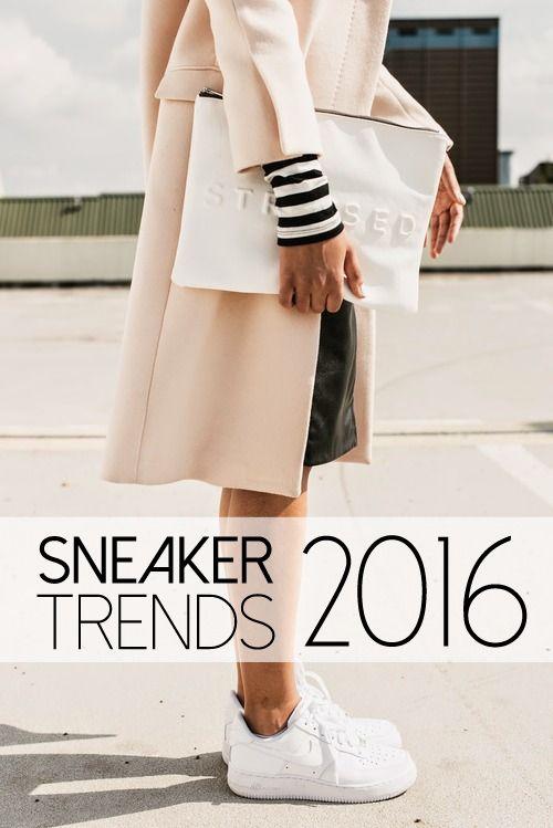 Sneaker-Trends 2016: Die schönsten Sneaker des Jahres - jetzt auf gofeminin.de!