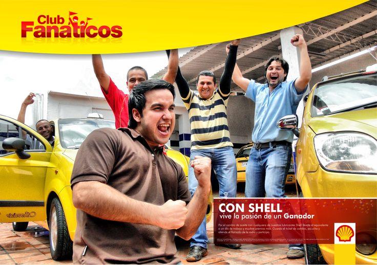 Club Fanáticos Shell(2011 - Cúcuta). Fotografía: Johann Silva - Colorama