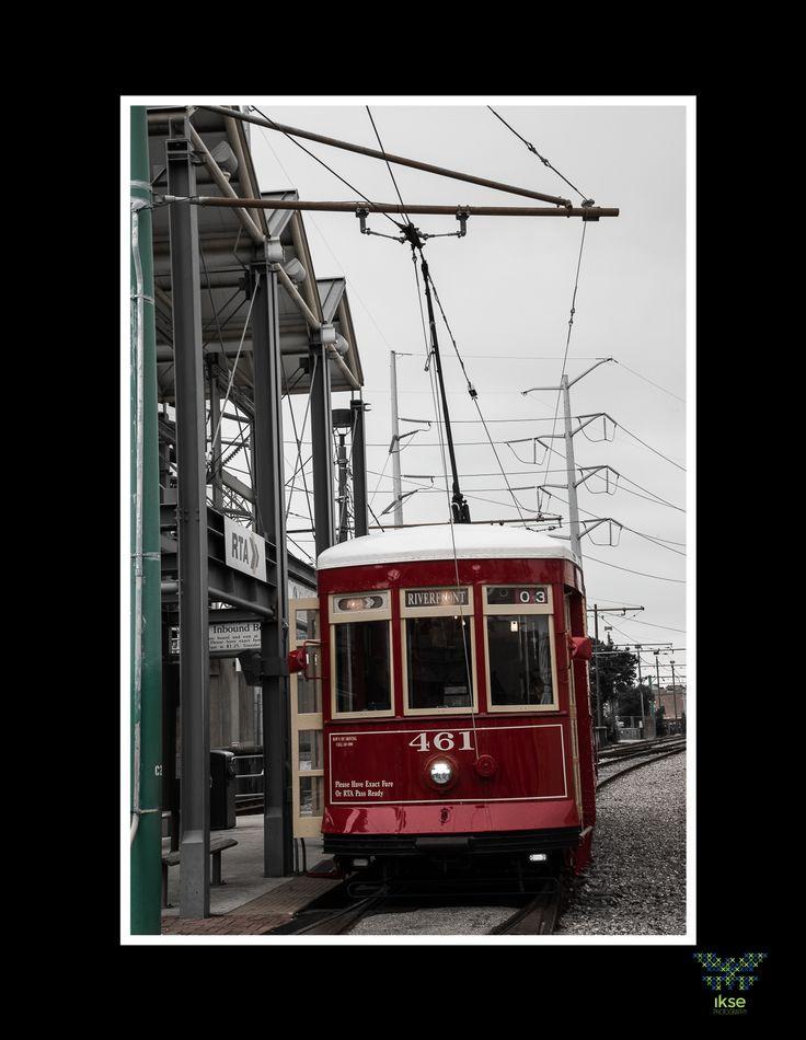 New Orleans, Tranvia
