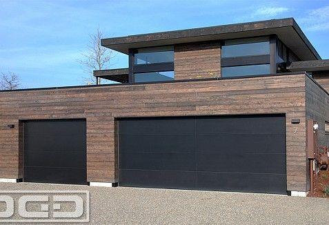 1000 ideas about modern garage doors on pinterest for Bay area garage doors