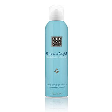 Hammam Delight - shower foam