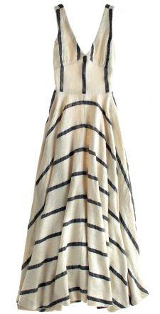 Calypso maxi dress: Long Dresses, Maxi Dresses, Summer Dresses, Fashion Ideas, Style, Calypso Maxis, Stripes Maxis, Maxis Dresses, Stripes Dresses