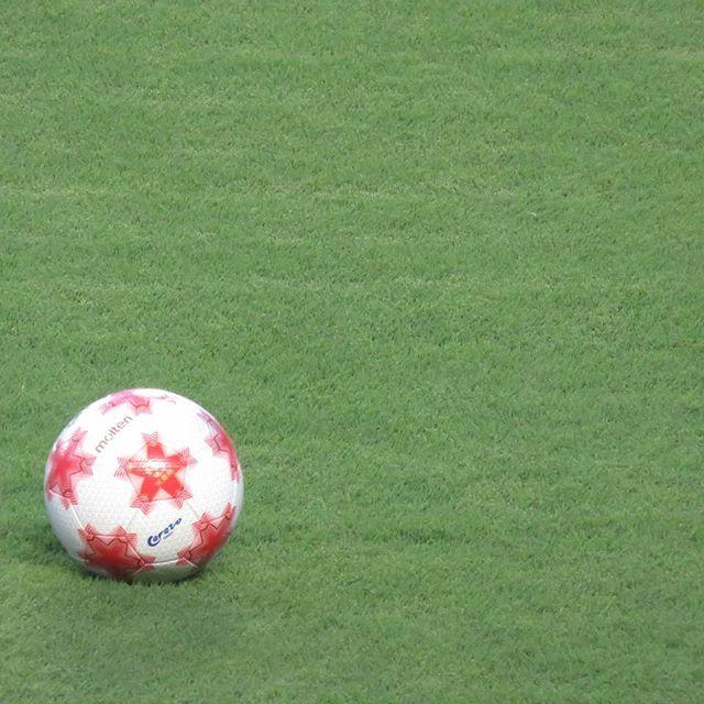【017mon】さんのInstagramをピンしています。 《このボールほんとにかわいい  #天皇杯 #使用ボール #セレッソ大阪 #セレッソ #アルヴェリオ高松 #桜 #セレッソの為のボールやん #このボール欲しすぎる #キンチョウスタジアム #芝ふかふかやん 2016.08.28》