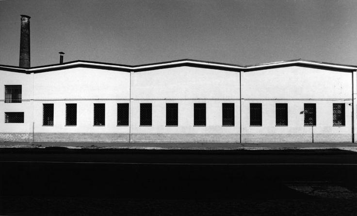 Gabriele Basilico. Milano. Ritratti di fabbriche 1978-1980. Museo Fotografia Contemporanea   FONDO GABRIELE BASILICO