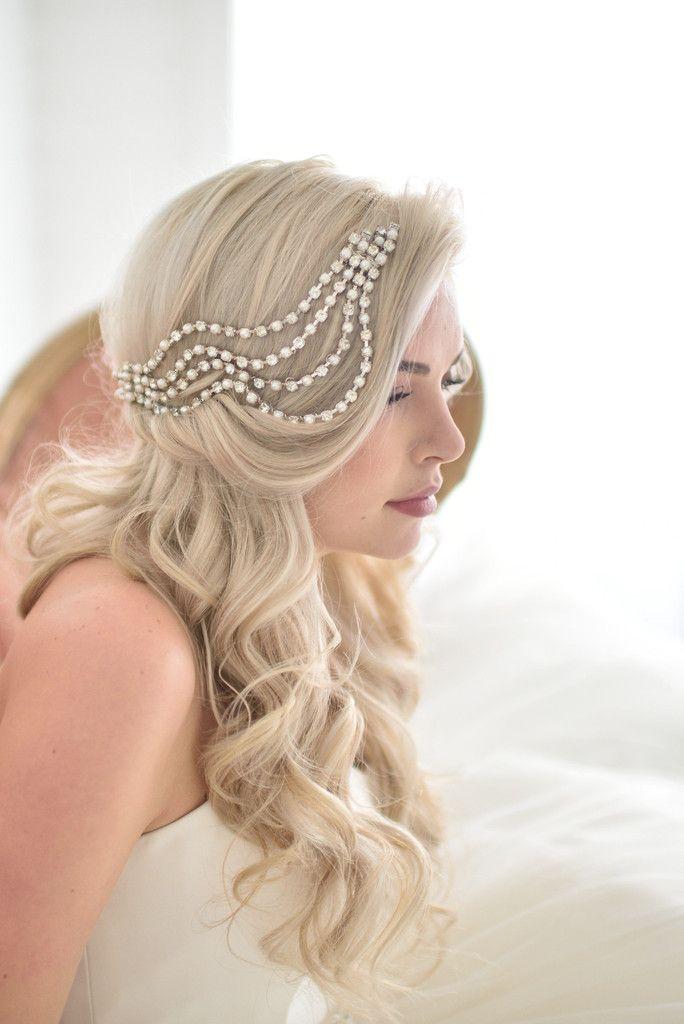 Danani   Ripple Headpiece - Style #201   David Newkirk Photography