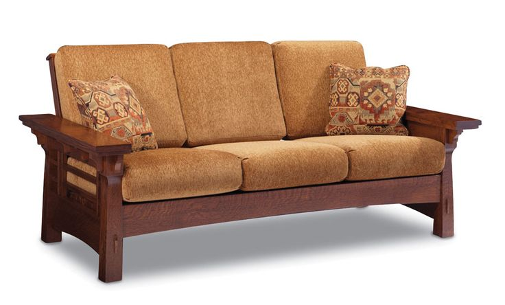 MäKayla Sofa from Simply Amish furniture