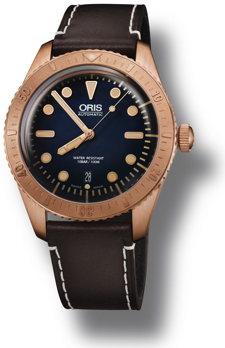 The brand new #Oris - #CarlBrashear - #LimitedEdition ---