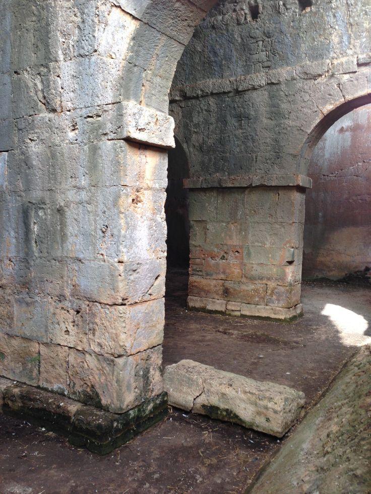 Citernes Romaines