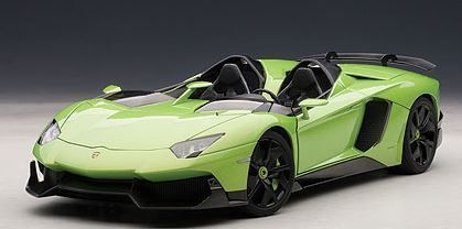 Nice Great AutoArt 74677 1:18 Lamborghini Aventador J (Green) 2017/2018 Check more at http://24car.gq/my-desires/great-autoart-74677-118-lamborghini-aventador-j-green-20172018/
