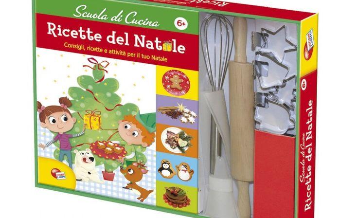 Oggi il pranzo lo preparano loro! Libri di cucina per mini chef