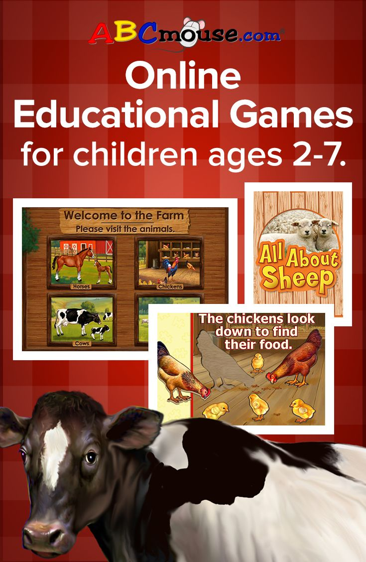 Visit to find educational games for children