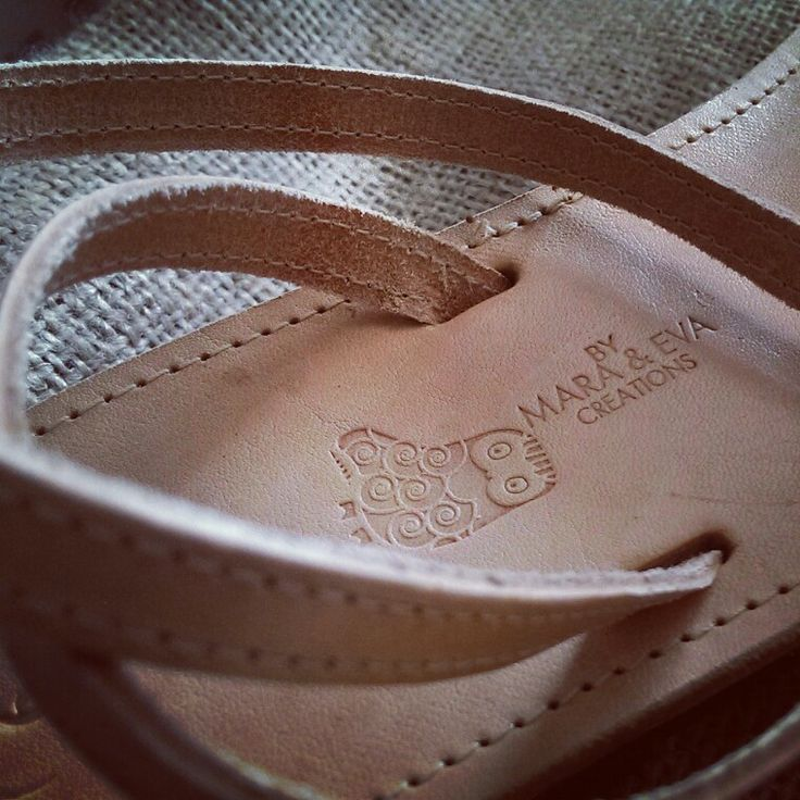 Greek handmade sandals by mara & eva !!!