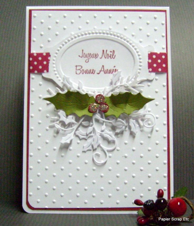 Gorgeous Christmas card!                                                                                                                                                                                 Plus