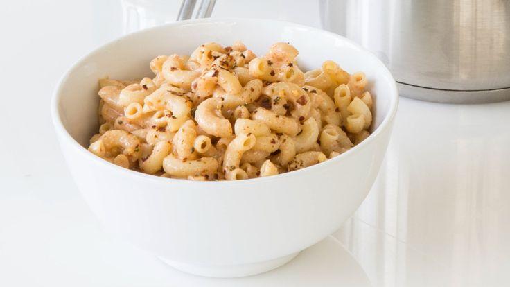 Macaroni au fromage épicé