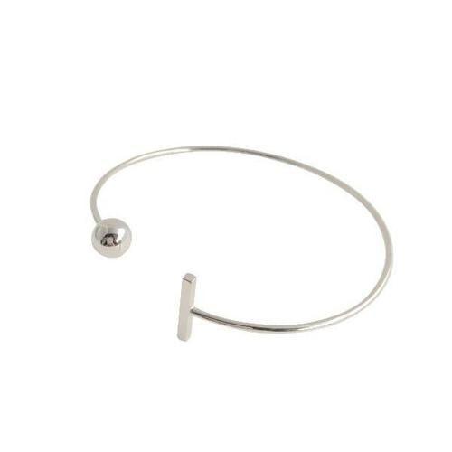 BALL + BAR BANGLE (SILVER)  www.minimalistjewellery.com.au    #minimalistbabe #minimalistbabes #minimalistjewelry #minimalistjewellery  #minimalist #jewellery #jewelry #minimalistaccessories #bangles #bracelets  #rings #necklace #earrings #womensaccessories #accessories