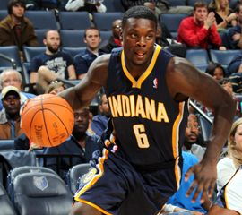Former #UC #Bearcat Lance Stephenson now plays for the Indiana Pacers