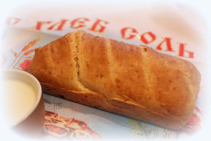 Содовый хлеб с сыром
