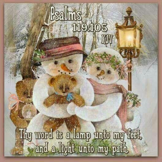 Psalm 119:105 KJV