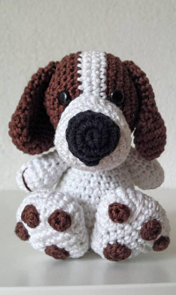 38 besten Hund dog crochet Bilder auf Pinterest | Hund häkeln, Hunde ...