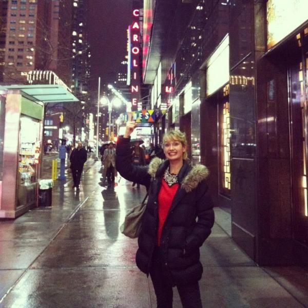 L'Interview Voyage de Caroline Anglade