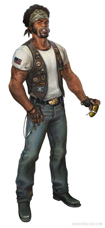 Imgur in 2020   Cyberpunk character, Black characters ...
